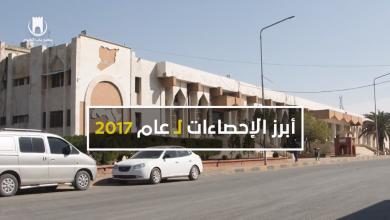 Photo of فيديو غراف معبر باب الهوى خلال العام 2017