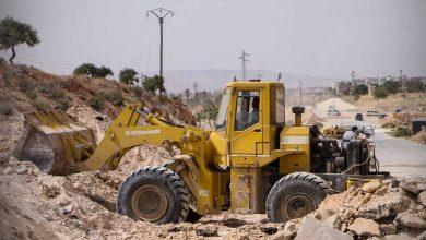 "Photo of معبر باب الهوى يبدأ أعمال إصلاح وتعبيد أوتستراد "" #إدلب _ #باب_الهوى """