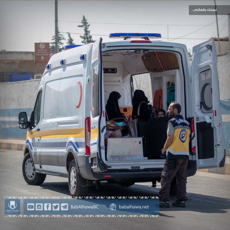Photo of استمرار توافد أهلنا المسافرين لقضاء إجازة عيد الأضحى المبارك بين أهلهم في سورية
