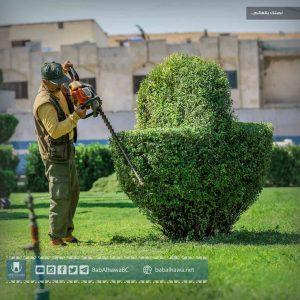 حدبقة معبر باب الهوى - سوريا