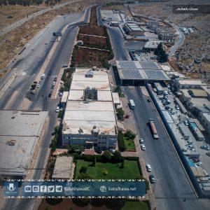 معبر باب الهوى الحدودي - سوريا (2)