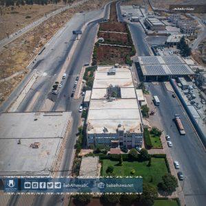 معبر باب الهوى الحدودي - سورية