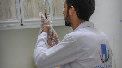 Photo of جانب من عمل مركز الحجر الصحي والزراعي وقسم الكشف في أمانة جمارك معبرباب الهوى