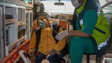 Photo of حالات إسعافيه استثنائية قام مكتب التنسيق الطبي في معبر باب الهوى بتيسير دخولهم للعلاج في تركيا