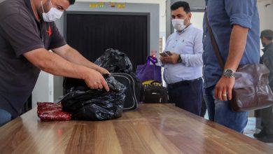 Photo of جانب من عودة حركة المسافرين من وإلى تركيا عبر معبر باب الهوى