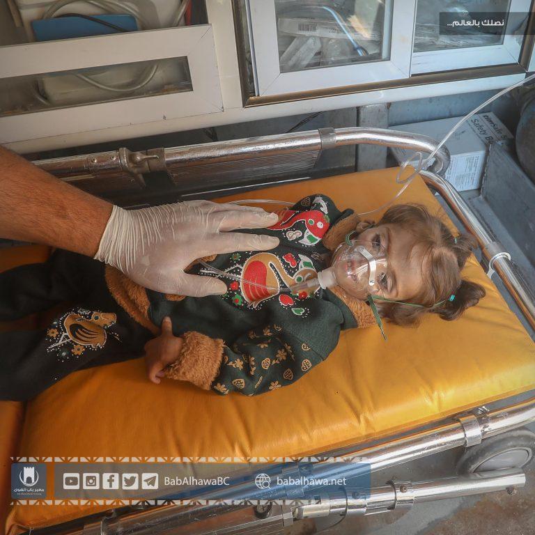 Photo of دخول الطفلة جنى حمزة عبد الفتاح لتلقي العلاج في تركيا